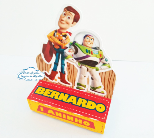 Porta bis duplo Toy Story-Porta bis duplo Toy Story Fazemos em qualquer tema. Envie nome e idade para personalização.  -