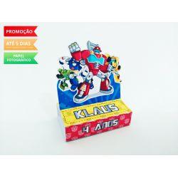 Porta bis duplo Transformers