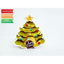 Porta bombom Natal - Árvore