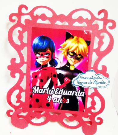Porta retrato Miraculous-Porta retrato Miraculous  Fazemos todos os temas e cores.  Na hora do seu pedido informe os dado
