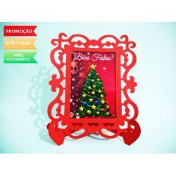 Porta Retrato Natal -  Árvore