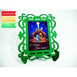 Porta Retrato Natal - Presépio