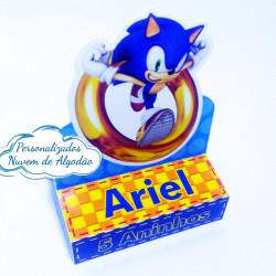 Porta bis duplo Sonic