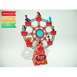 Roda gigante Elena de Avalor