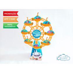 Roda Gigante Mundo Bita - Fundo do mar