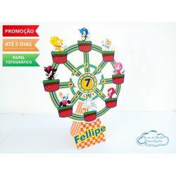 Roda gigante Sonic