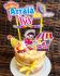 Topo de bolo Festa Junina-Topo de bolo Festa Junina  - Papel fotográfico glossy 230g - Acompanham os palitos