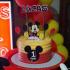 Topo de bolo Mickey-Topo de bolo Mickey  - Papel fotográfico glossy 230g  - Acompanham os palitos