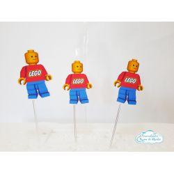 Topper de docinho Lego