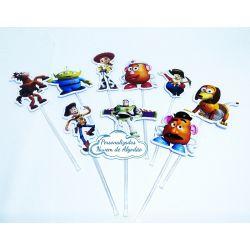 Topper de docinho Toy Story